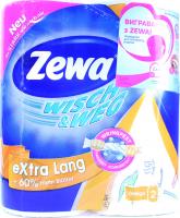 Рушники паперові Zeva Wisch&Weg 2шт 26*24см