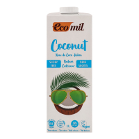 Молоко Ecomil орг. росл. з з кокосу та водоростями 1л х12