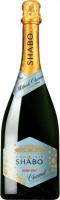 Вино ігристе Shabo Шабо біле напівсухе 10,5-13,5% 0.75л
