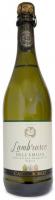 Вино ігристе Vinicola Decordi Castelborgo Lambrusco Dell'Emilia біле напівсухе 8% 0,75л