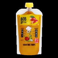Пюре Bob Snail мангове 400г х6