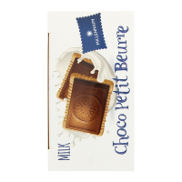 Шоколад Millennium Choco Biscuit молочний з печивом 132г х20