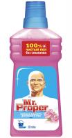 Засіб Mr.Proper миючий Троянда 500мл х6