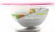 Ємність Glasslock скляна кругла з кришк.1000мл арт.МВСВ-100