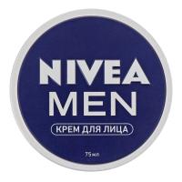 Крем для обличчя Nivea Men для чоловіків з вітаміном Е, 75 мл