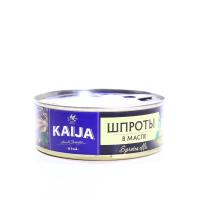 Шпроти Kaija в олії 240г