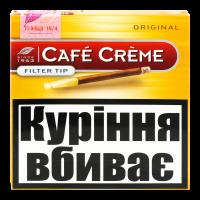 Сигари Cafe Creme Original Filter Tip 10шт