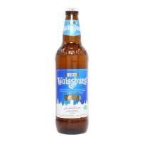 Пиво Waisshurg натуральне світле 0,5л