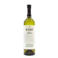 Вино Kvint Совіньон сухе біле 0.75л х6