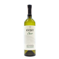 Вино Kvint Sauvignon біле сухе 14% 0,75л х12