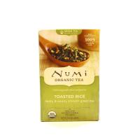 Чай Numi органічний зелений з рисом Генмайча 46,8г