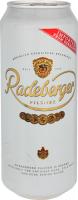 Пиво Radeberger Pilsner ж/б 0,5л