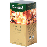 Чай Greenfield Easter Cheer чорний 25*1,5г