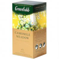 Чай Greenfield Camomile Meadow 25*1,5г