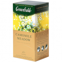 Чай Greenfield Camomile Meadow 25*1,5г