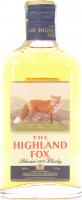 Настоянка The Highland Fox 40% 0,25л х20