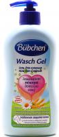 Гель для купання Bubchen ромашка-пшенич.протеїни 400мл х8