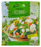 Суміш овочева Хуторок Весняна с/м 400г