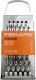 Терка Fiskars Essential 4-стороння арт.1023798