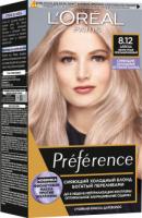 Фарба для волосcя Loreal Preference 8.12