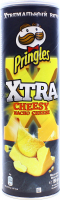 Чіпси Pringles Xtra сир 150г х18