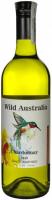 Винo Wild Australia Chardonnay Шардоне біле напівсолодке 13% 0,75л