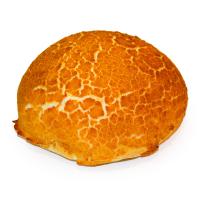 Хліб бездріжджовий з тигровою скоринкою 350г