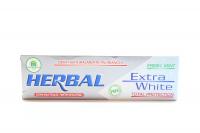 Зубна паста Natura House Herbal extra white 100мл х6