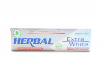 Зубна паста Natura House Herbal extra white 100мл х6