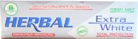 Зубна паста Natura House Herbal Extra White, 100 мл