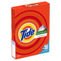 Порошок пральний Tide super plus Альп. свіжість 400г х6