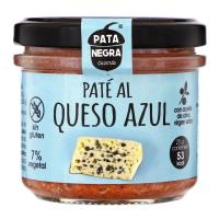 Паштет Pata Negra зі свинини з блакитним сиром 110г х6