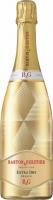Вино ігристe Barton&Guestier біле екстрасухе 11% 0,75мл