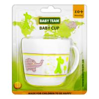 Чашка Baby Team дитяча 200мл арт.6006