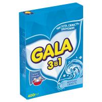 Порошок пральний Gala морська свіжість 400г х6
