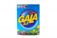 """Пральний порошок Gala 3в1 """"Весняна свіжість"""" Автомат, 400 г"""