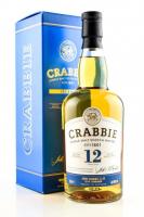 Віскі Crabbie Island Single Malt 12 років 40% односолодове 0,7л в коробці