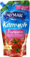 Кетчуп Чумак з часником 450г