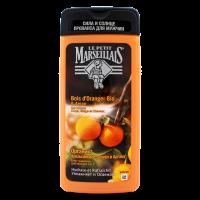 Гель-шампунь для чоловіків Le Petit Marseillais Апельсинове дерево та Аргана, 650 мл