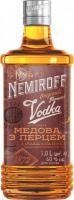 Горілка Nemiroff Медова з перцем 40% 1л