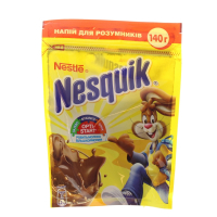 Напій Nestle Nesquik Opti-Start швидкорозч.з какао 140г х12