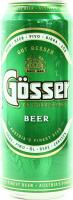 Пиво Gosser світле з/б 0,5л