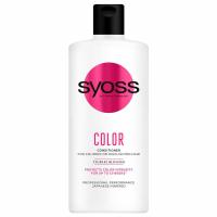 Кондиціонер для фарбованого та мельованого волосся Syoss Color, 440 мл