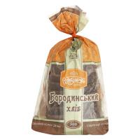 Хліб Рум`янець Бородинський 500г