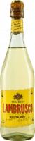 Вино ігристе Sizarini Lambrusco сухе біле 10,5% 0.75л