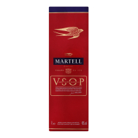 Коньяк Martell VSOP 40% 1л у коробці
