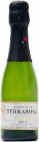 Вино ігристе Marques de Terrabona Cava Brut брют біле сухе 11.5% 0,2л