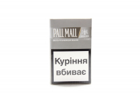 Сигарети Pall Mall Low smoke smell