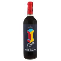 Вино Inkerman I Choose червоне напівсолодке 9-13% 0,7л