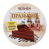 Торт Roshen ККФ Празький 520г х6